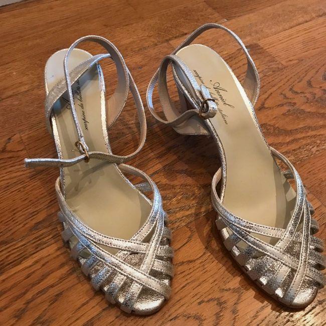 Recherche chaussures 1