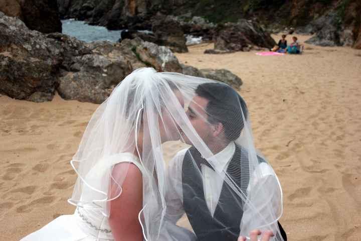 Séance après mariage