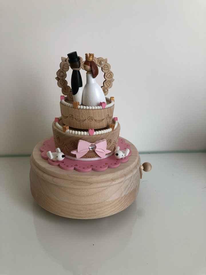 Cake topper - 1