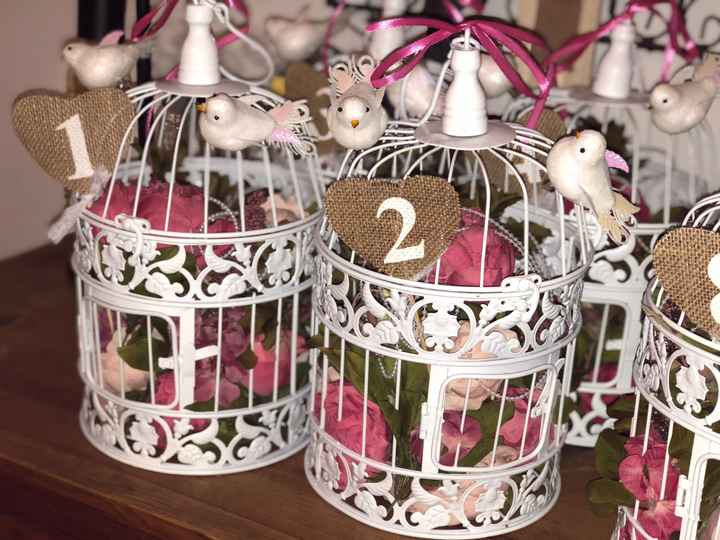 Décoration cage - 1