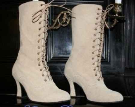 bottes mariees