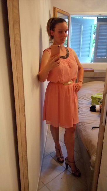 Tenue pour inviter un mariage le 2 septembre 2017 mode for Robe pour un mariage en mai