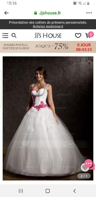 2 styles - 1 mariée : Partage ton style 6