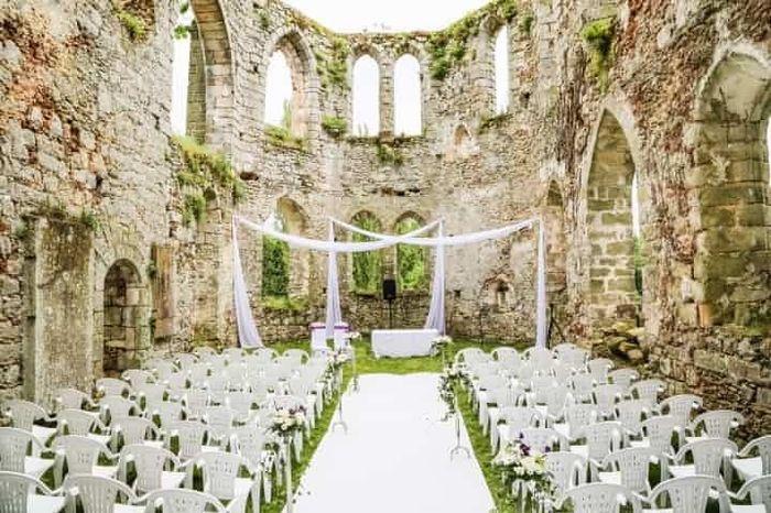 Quel lieu préférez-vous pour vous marier ? 1