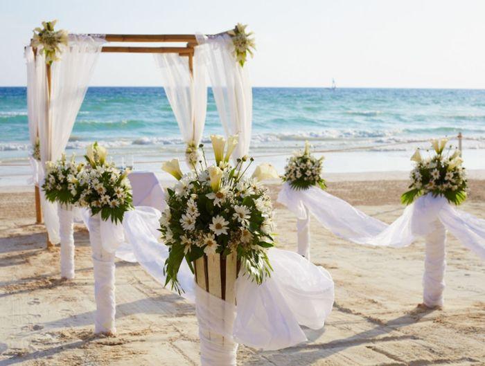 Quel lieu préférez-vous pour vous marier ? 2