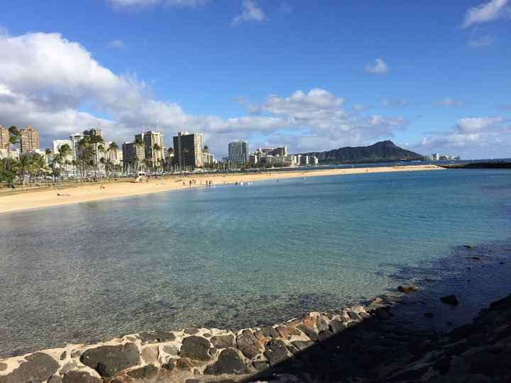 Plage Hawaii