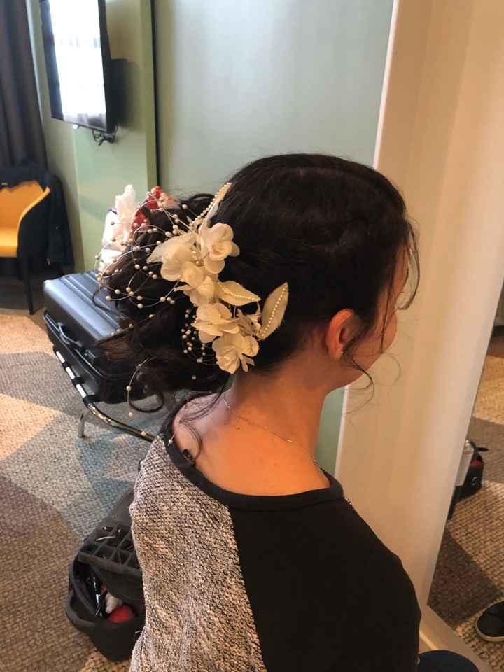 Essaie coiffure validée - 1