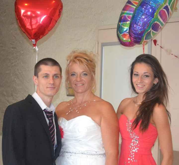 2ème mariage, vos enfants présents pour ce beau jour