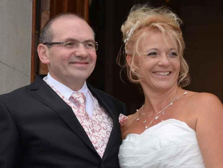 nous enfin mariés
