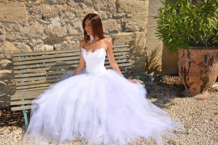 Quelle lingerie sous la robe de mari e pour un bon for Lingerie de mariage pour sous robe