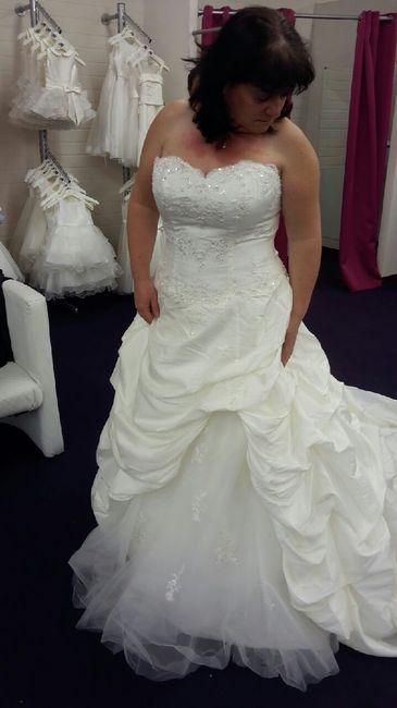 premier essai de ma robe