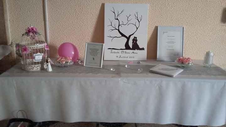 deco table et urne