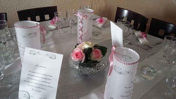 table invitée