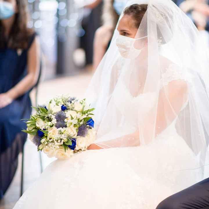 Nous nous marions le 10 Octobre 2020 - Ille et Vilaine - 1