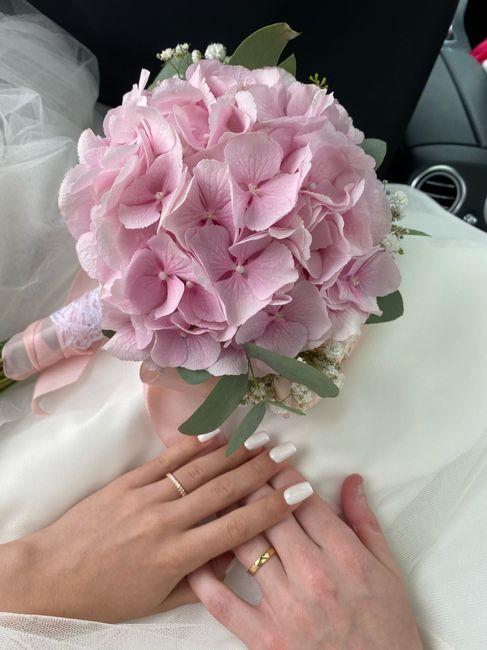 Enfin mariés! 1