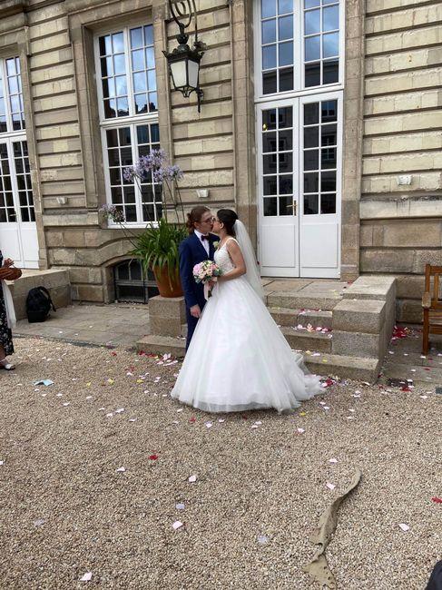 Enfin mariés! 2