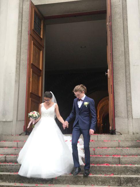 Enfin mariés! 3