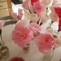Fleurs en papier - 2