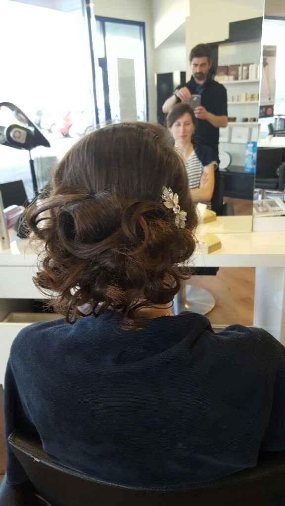 Essai coiffure ! - 2