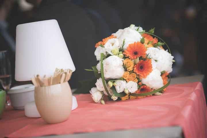 Combien vous a coûté votre bouquet de mariage ? - 1