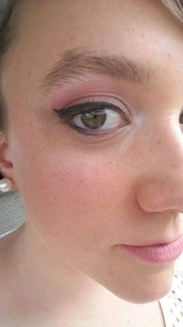 2ème essai maquillage - 1