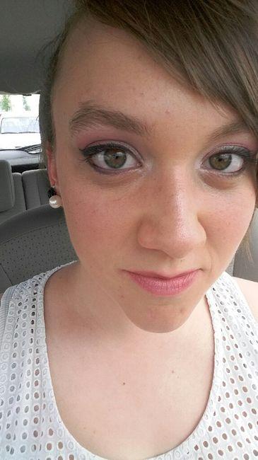 2ème essai maquillage - 2