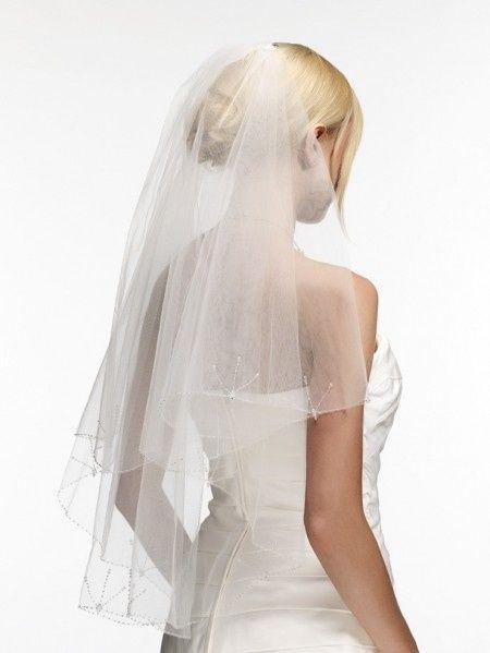 Combien vous coûte votre voile de mariée ? - 1