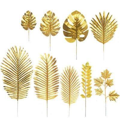 Première inspiration pour un mariage gold and palm tree 9