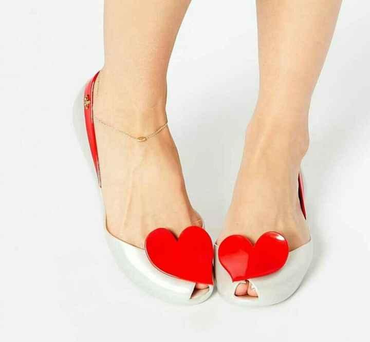 Sos recherche chaussures - 1