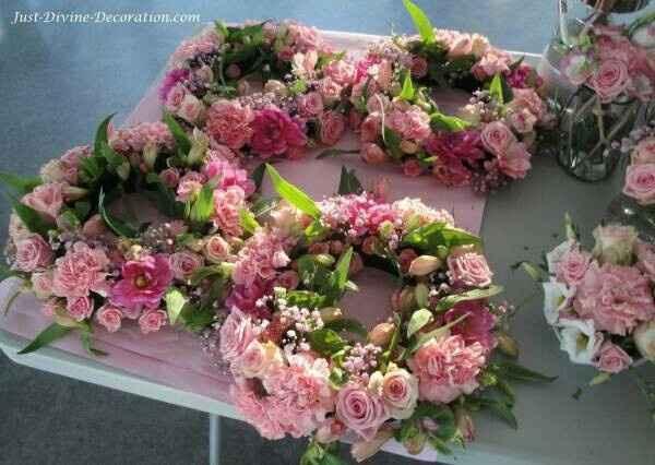 Idées prix composition florale ? - 2