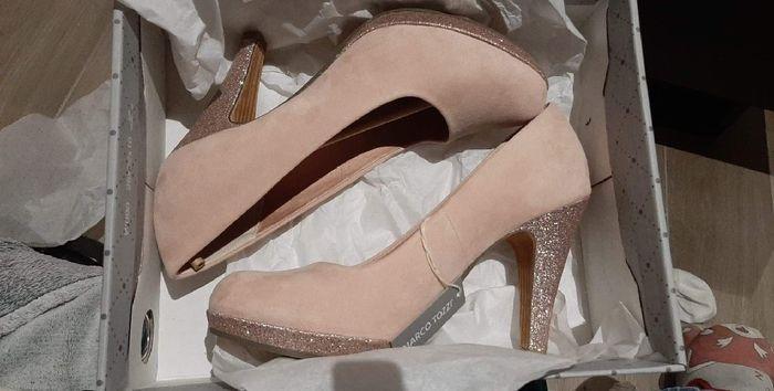 Chaussure mariée 1