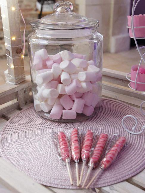Candy bar/wedding bar - 2