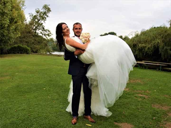 Photos reçues !!! 🥳 Mariage de nos rêves... - 3