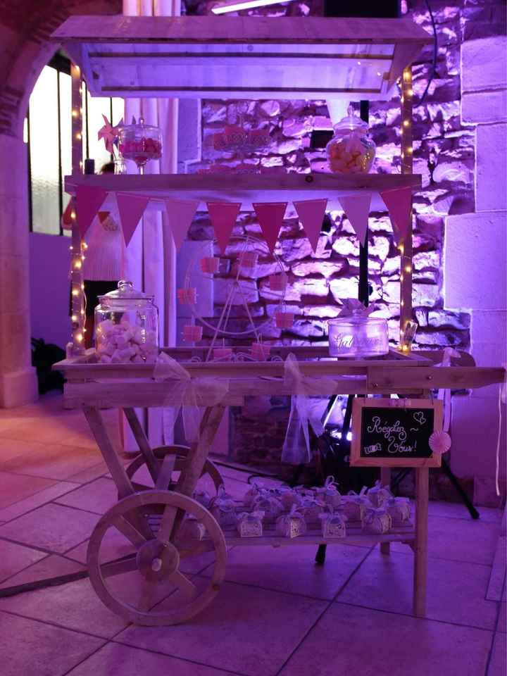 Candy bar/wedding bar - 1