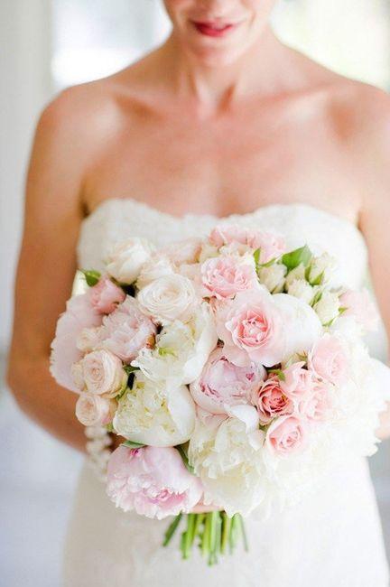Photos bouquets de mariée et tarif 13