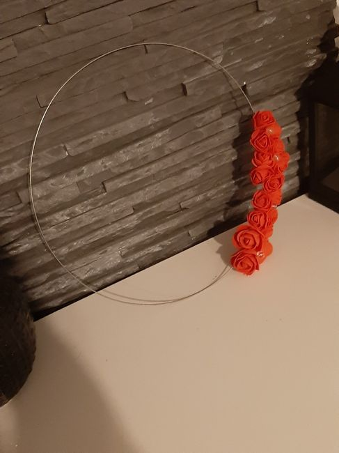 Cercles de fleurs 2