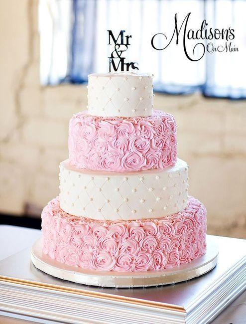 Mon wedding cake sera___ - 1