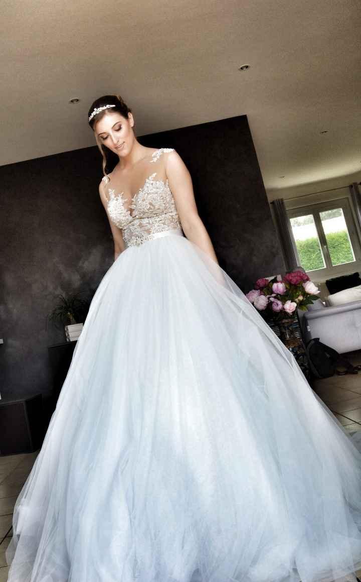 Trop d'amour pour ma robe ! J'aimerais la porter tous les jours :)
