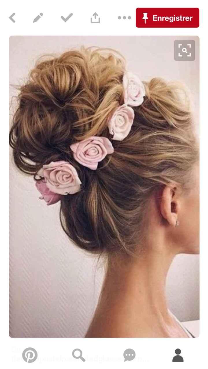 Essai coiffure 1er round !! vos avis !! 😄 - 1