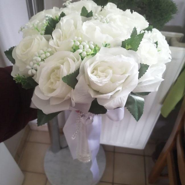 Le bouquet de fleur 1
