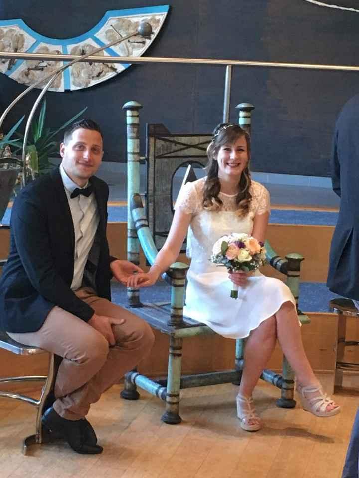 Notre mariage civil ! - 2