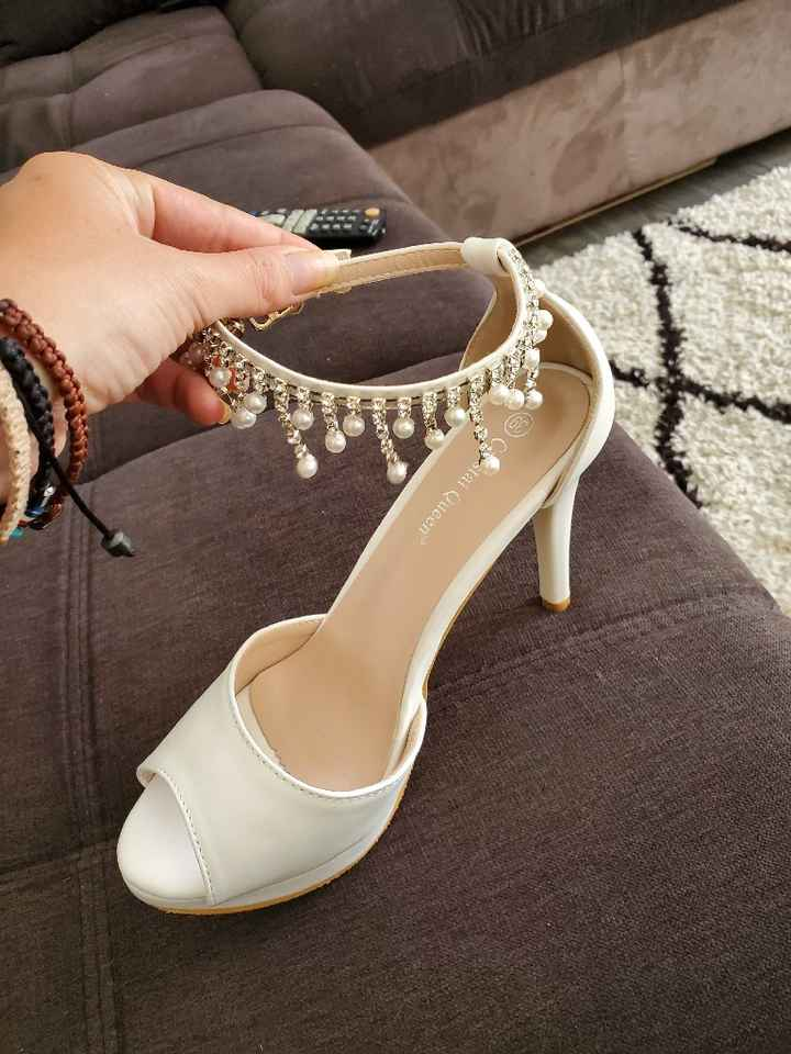 Chaussures reçues ! - 2