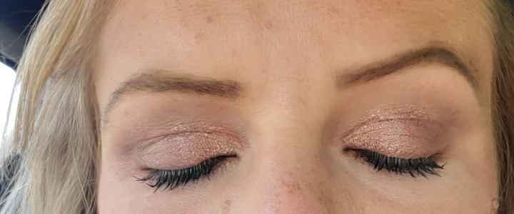 Essaie maquillage 😑 - 2