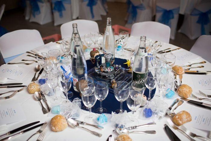 Tables rondes : combien d'invités par tables ?? 1