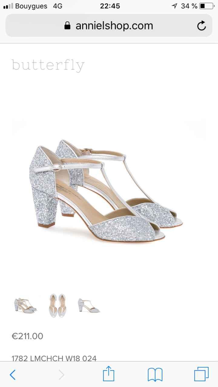 Chaussures anniel - 1