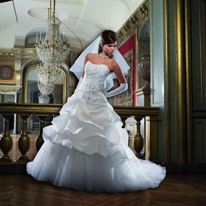 robe de mariée uruguay de tomy mariage