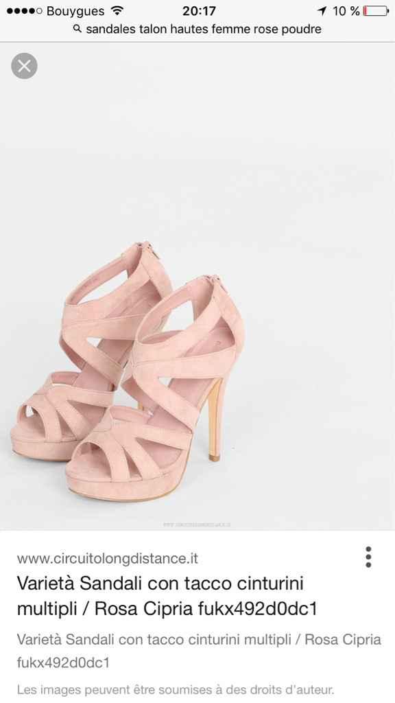 Quelles chaussures avec ma robe? - 3