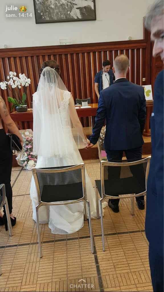 Notre mariage du 10 juin 💝 - 2