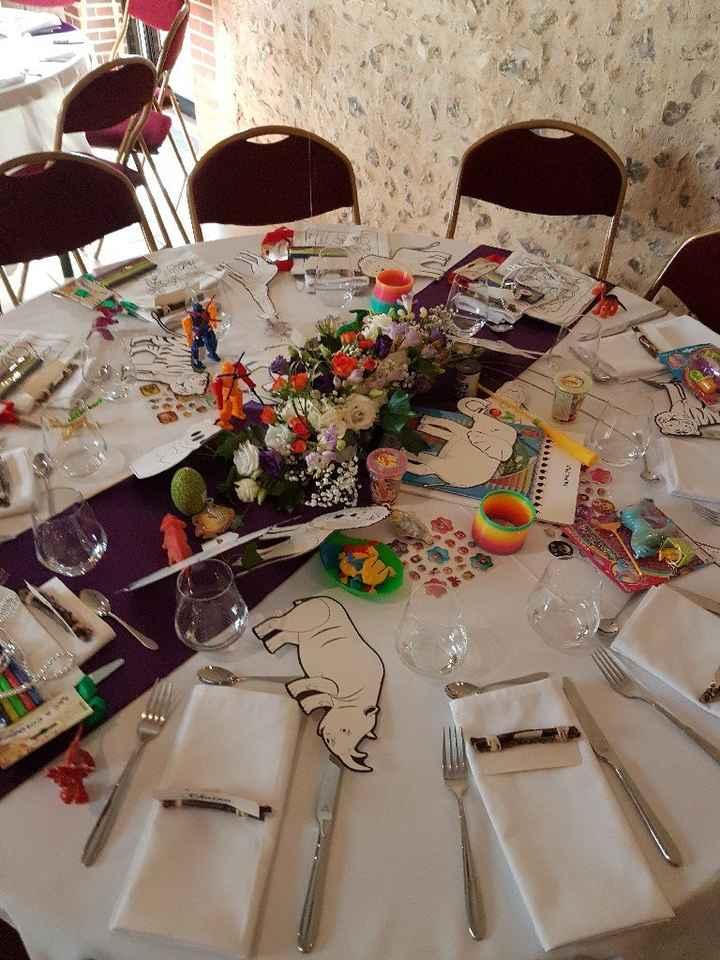 Comment seront décorées vos tables sur le thème champêtre ? - 2