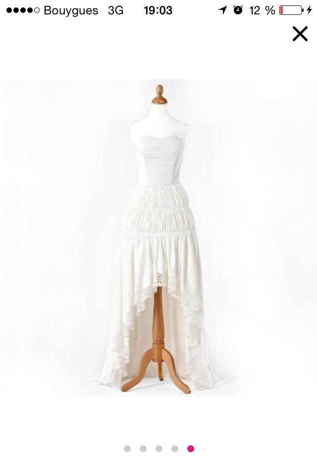 Une 2ème robe de mariée !!! - 1